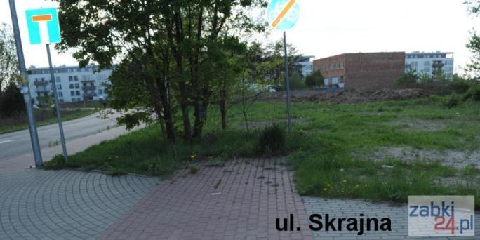 Ząbki ulica Skrajna