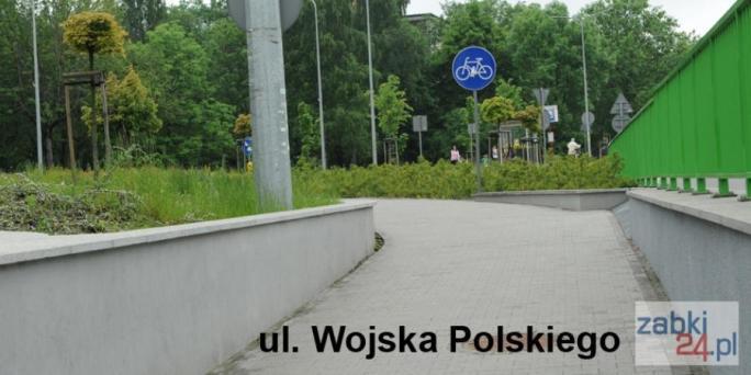 Ząbki ulica Wojska Polskiego