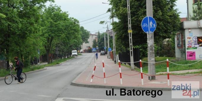 Ząbki ulica Batorego