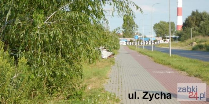 Ząbki ulica Zycha