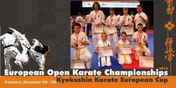 Sukces karateków z Ząbek