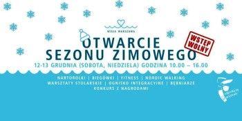 Mieszkańcy Ząbek otwierają sezon zimowy nad Wisłą
