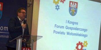 Urząd Miasta Ząbki nie bierze udziału w Forum Gospodarczym Powiatu Wołomińskiego
